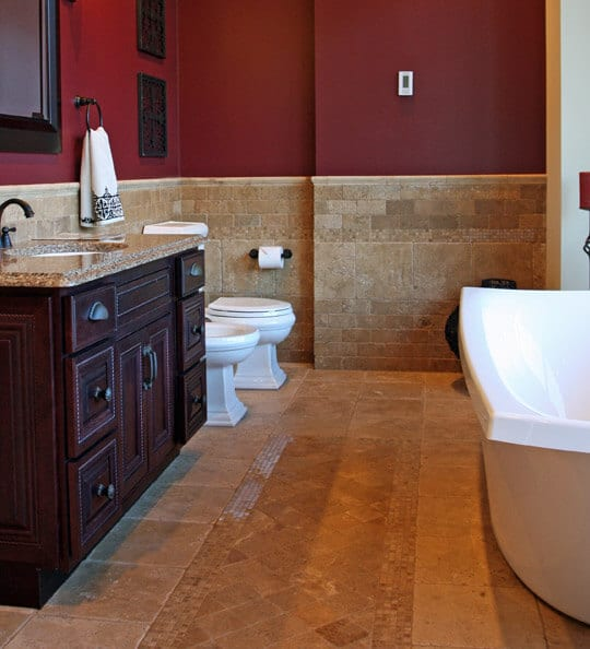 custom bathroom bethalto il